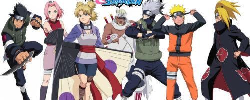 Naruto Shippuden Filler Lista